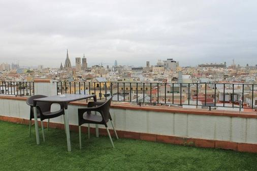 Ramblas Barcelona - บาร์เซโลนา - ระเบียง