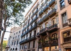 Ramblas Barcelona - Barcelona - Edificio