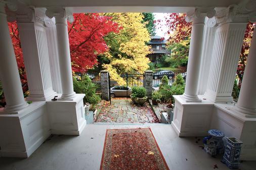 Mozart Guest House - Seattle - Cảnh ngoài trời