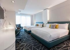 Hotel Le Crystal Montreal - Montreal - Soverom