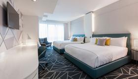 Hotel Le Crystal Montreal - Montréal - Camera da letto