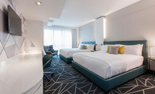 Hotel Le Crystal Montreal - Montréal - Phòng ngủ