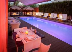El Hotel Pacha - Ibiza - Ravintola