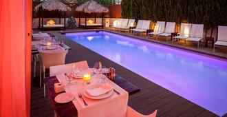 El Hotel Pacha - İbiza - Restoran