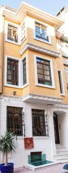 Villa Pera Suite Hotel - Κωνσταντινούπολη - Κτίριο