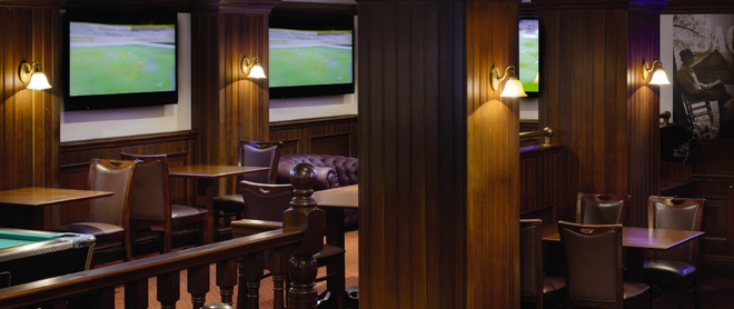 Mövenpick Hotel & Apartments Bur Dubai - Dubai - Bar