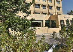 Alqasr Metropole Hotel - Amman - Bygning