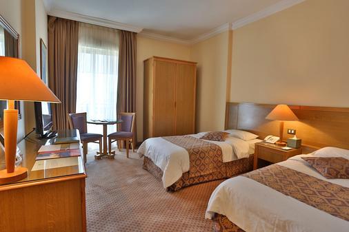 Alqasr Metropole Hotel - Ammán - Habitación