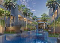 Kanvaz Village Resort Seminyak - North Kuta - Pool