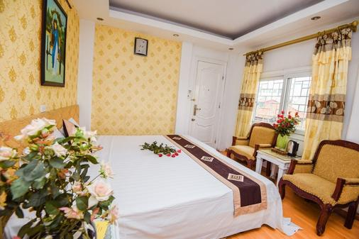 Hanoi Old Quarter Boutique Hotel - Hanoi - Bedroom