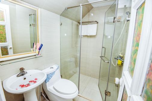 Hanoi Old Quarter Boutique Hotel - Hanoi - Bathroom