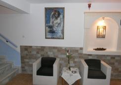 納基索斯酒店 - 聖托里尼 - 卡馬利 - 大廳