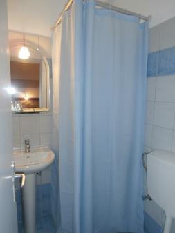 納基索斯酒店 - 聖托里尼 - 卡馬利 - 浴室