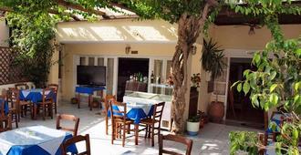Narkissos Hotel - Kamari - Restaurante