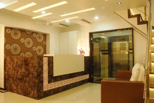 Hotel City View - Navi Mumbai - Vastaanotto
