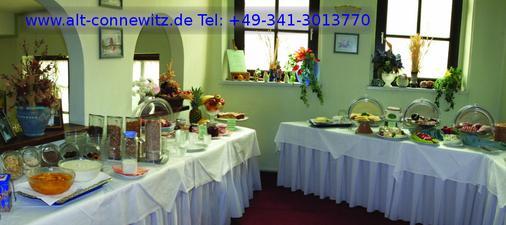 Ihr Hotel Alt Connewitz in Leipzig - Leipzig - Buffet