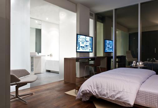 聖殿酒店 - 多倫多 - 多倫多 - 臥室
