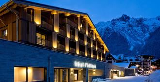 Heliopic Hotel & Spa - Chamonix - Building