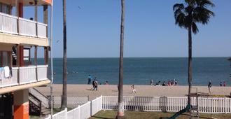 Sea Shell Inn Motel - Corpus Christi - Bãi biển
