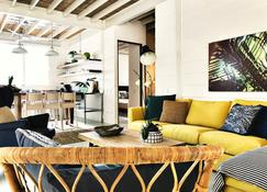 marAmar Bungalows - Santa Teresa - Living room