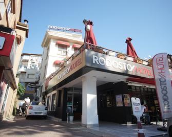 Rodosto Hotel - Tekirdag - Edificio