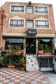 Hotel Fénix Real - Bogotá - Rakennus