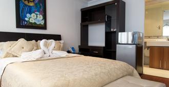 Hotel Fenix Real - בוגוטה - חדר שינה