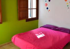 Youth Hostel Central Palma - Mallorca - Makuuhuone