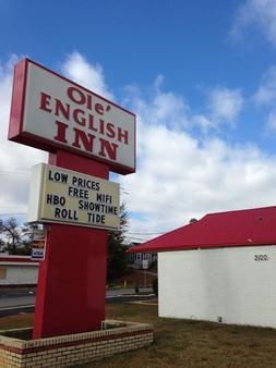 Ole English Inn - Tuscaloosa - Outdoor view