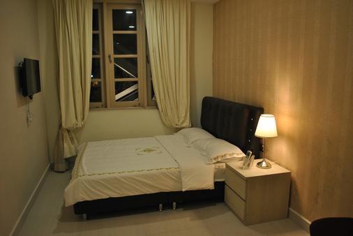 Jayleen Clarke Quay Hotel - Singapore - Makuuhuone
