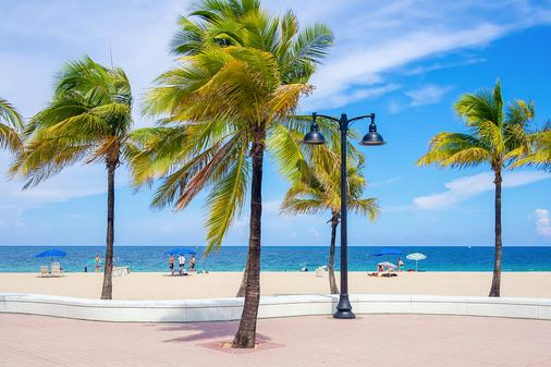 Fortuna Hotel - Fort Lauderdale - Beach