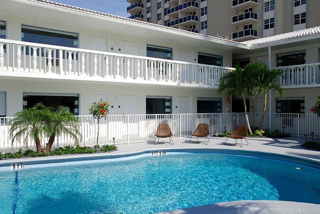 Fortuna Hotel - Fort Lauderdale - Building