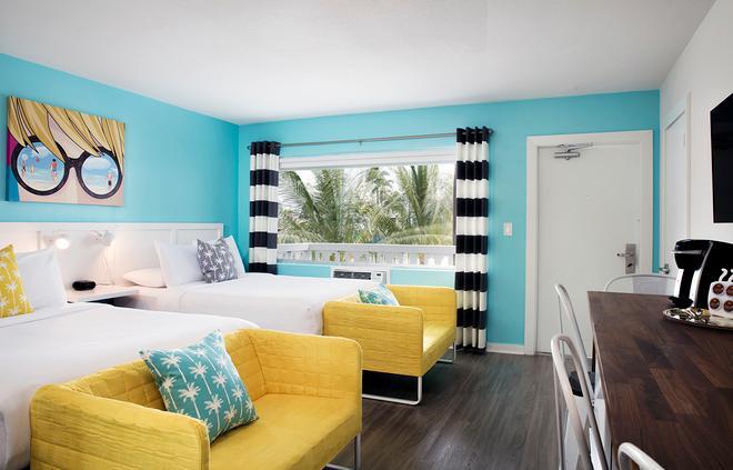 Fortuna Hotel - Fort Lauderdale - Bedroom