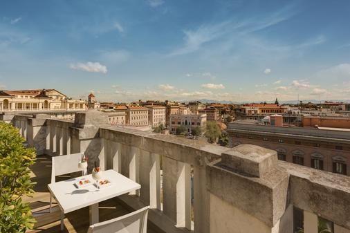 Grand Hotel Palace - Rome - Balcony