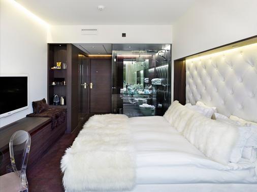 Hotel Riverton - Gothenburg - Bedroom