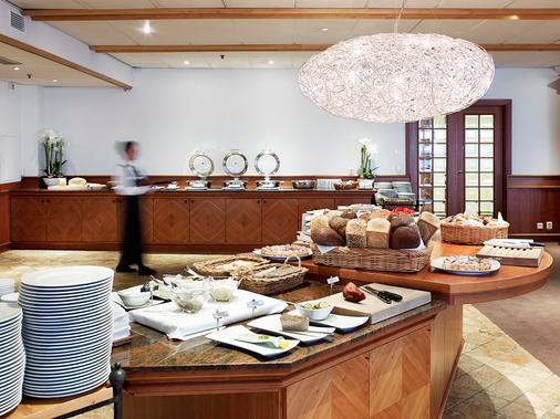 Hotel Riverton - Gothenburg - Buffet