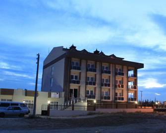Akpinar Hotel - Altintaş - Building