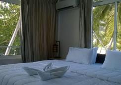Batuta Maldives Surf View - Thulusdhoo - Habitación