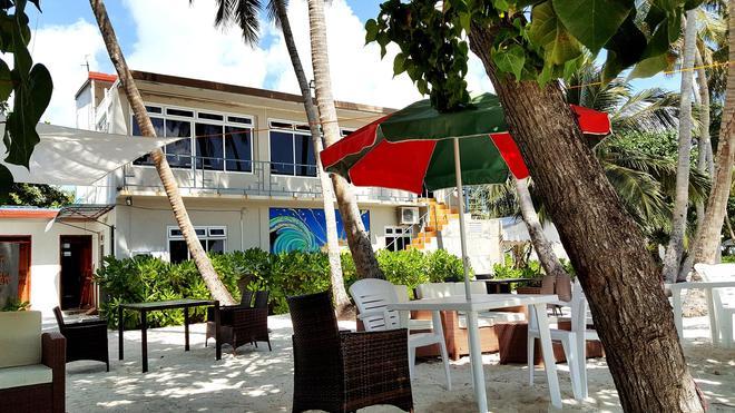Batuta Maldives Surf View - Thulusdhoo - Edificio
