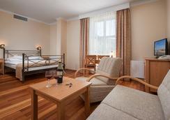 Hotel Sedan - Sopot - Bedroom