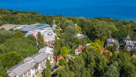 Hotel Aqua Sopot - Sopot - Outdoors view