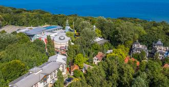 Hotel Aqua Sopot - סופוט - נוף חיצוני