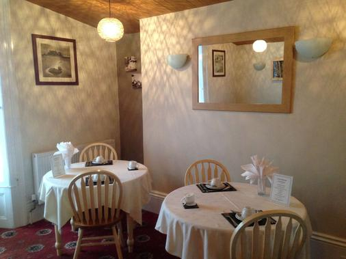 Kynance House - Plymouth - Restaurant