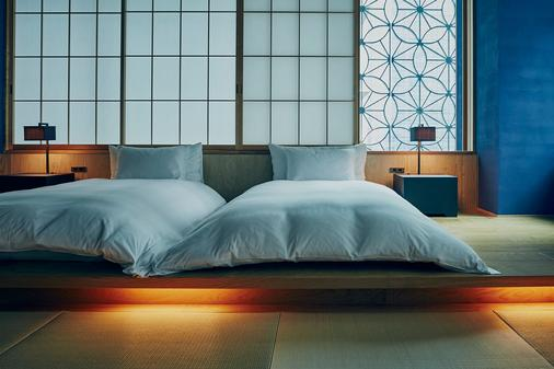 Hoshinoya Tokyo - Токио - Спальня