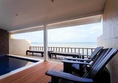 Chaweng Cove Beach Resort - Koh Samui - Parveke