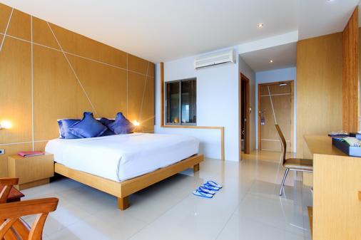 Chaweng Cove Beach Resort - Koh Samui - Makuuhuone