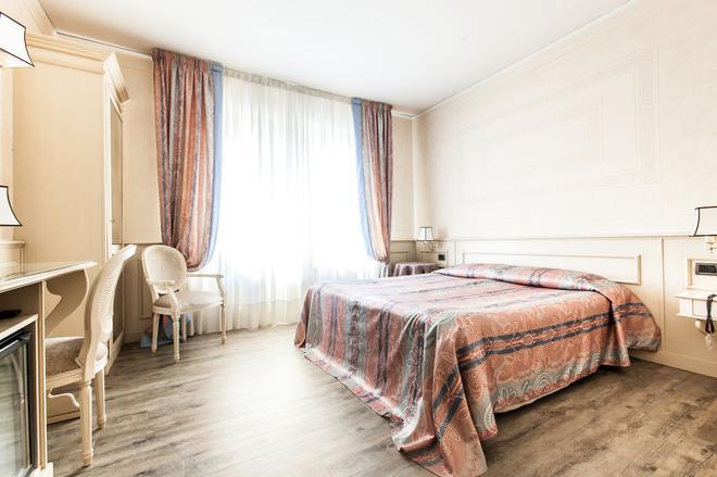 聖盧卡酒店 - 維羅納 - 維羅納 - 臥室