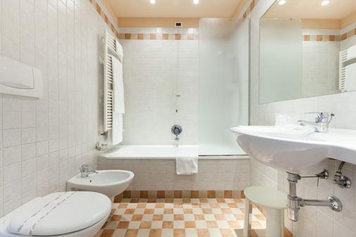 Hotel San Luca - Verona - Kylpyhuone