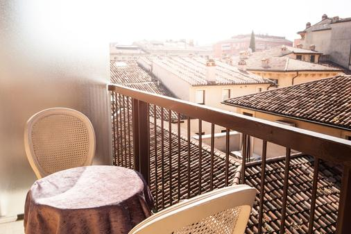 Hotel San Luca - Verona - Ban công