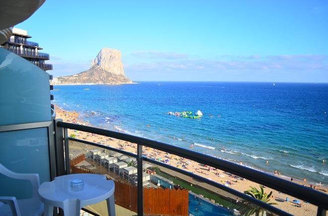 Hotel Bahía Calpe by Pierre & Vacances - Calp - Parveke
